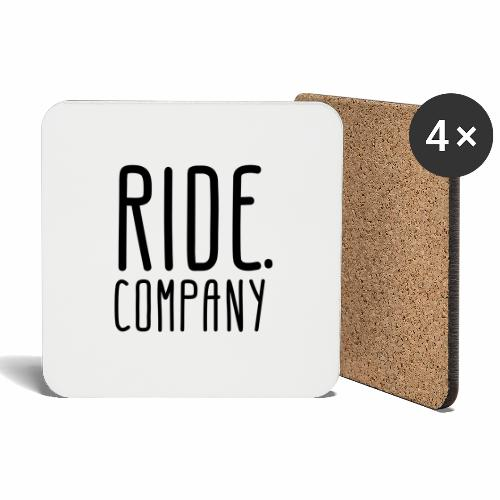 RIDE.company - just RIDE - Untersetzer (4er-Set)
