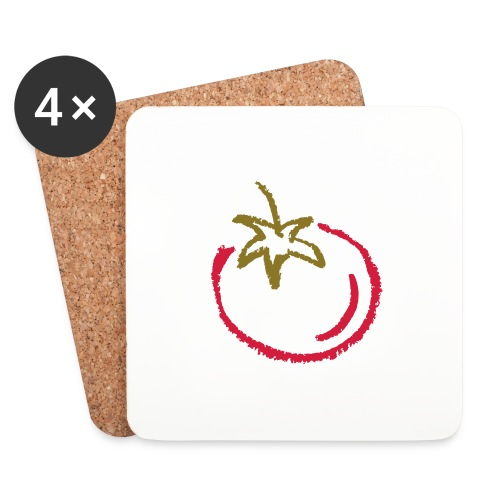 tomato 1000points - Coasters (set of 4)