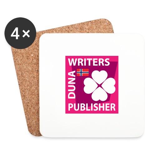 Duna Writers Publisher Pink - Brikker (sett med 4)