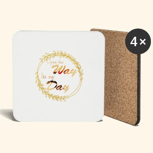 its my day weddingcontest - Coasters (set of 4)