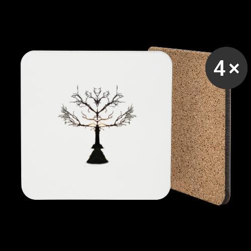 Tree of life - Dessous de verre (lot de 4)