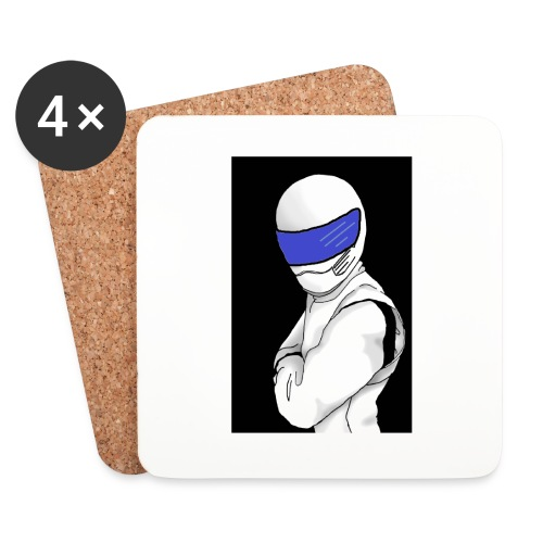 TheyCallmeBadDorikin - Coasters (set of 4)