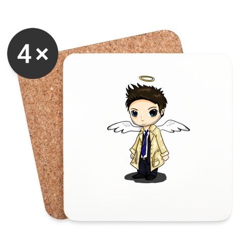 Team Castiel (dark) - Coasters (set of 4)