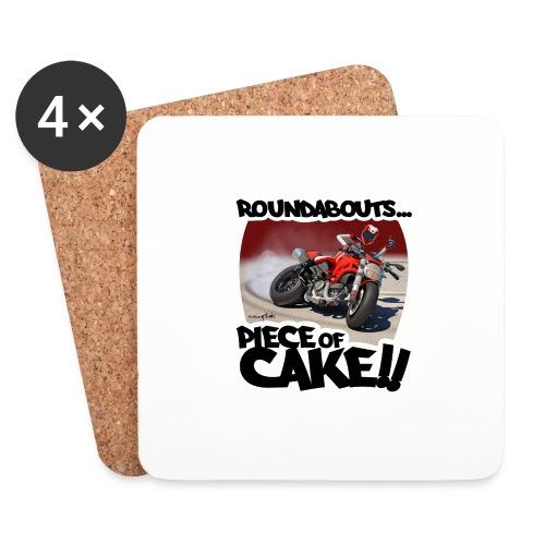 Ducati Monster Skidding - Posavasos (juego de 4)