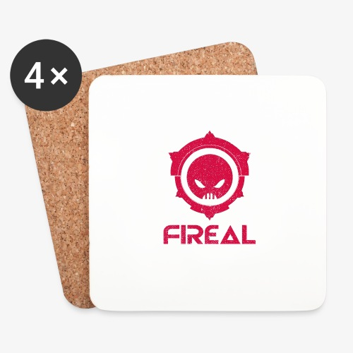 Fireal Imperial Design tote bag - Coasters (set of 4)