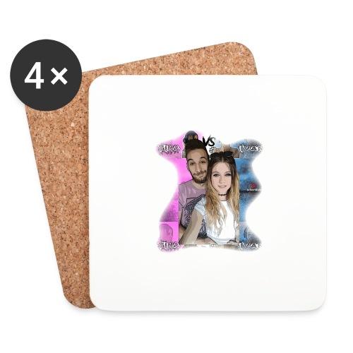 Tina VS Ivan - Coasters (set of 4)