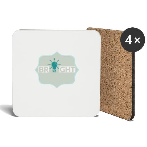 bright - Coasters (set of 4)