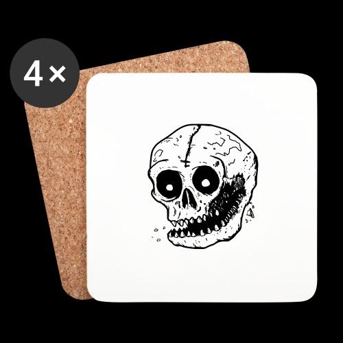 Death Crush - Underlägg (4-pack)