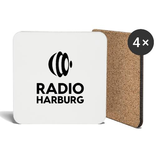 Radio Harburg - Untersetzer (4er-Set)