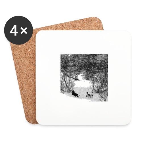 Mug of winter - Brikker (sett med 4)