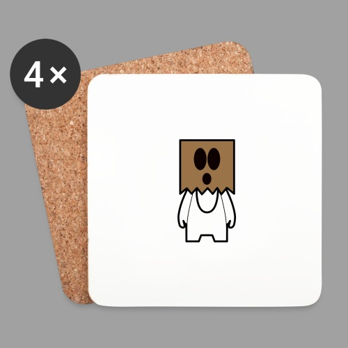 Dirtbag - Coasters (set of 4)