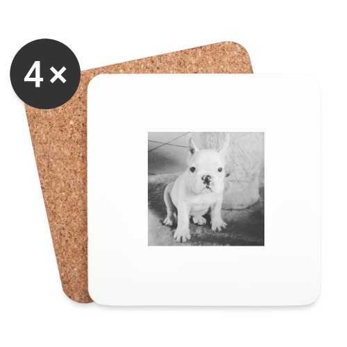 Billy Puppy - Onderzetters (4 stuks)