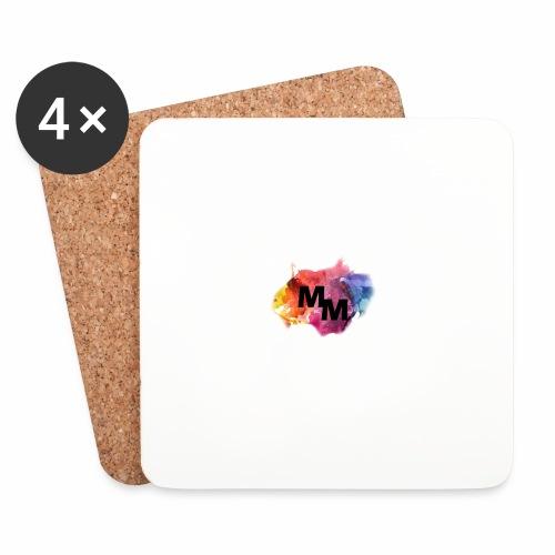 MattMonster Logo - Coasters (set of 4)