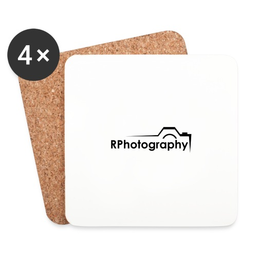 Mug RPhotography - Dessous de verre (lot de 4)
