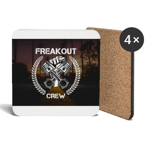 Freakout - Untersetzer (4er-Set)