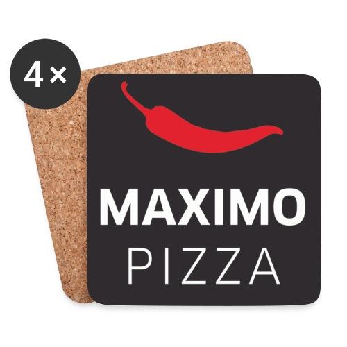 Maximo Logo - Untersetzer (4er-Set)