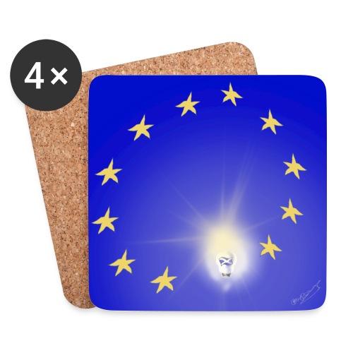 Light for Scotland - Coasters (set of 4)