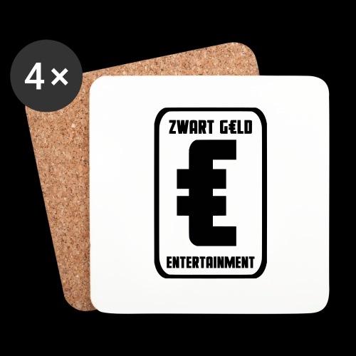 ZwartGeld Logo Sweater - Onderzetters (4 stuks)