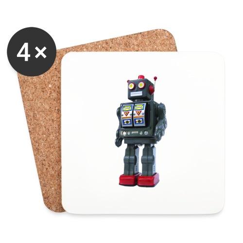 T-Shirt ROBOT - Sottobicchieri (set da 4 pezzi)