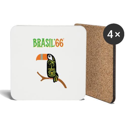 Brasil66 - Brikker (sett med 4)