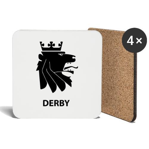 Derbylogo - Brikker (sett med 4)