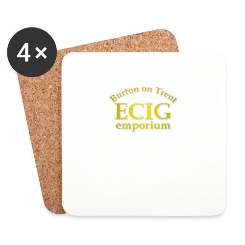logo-gold - Coasters (set of 4)