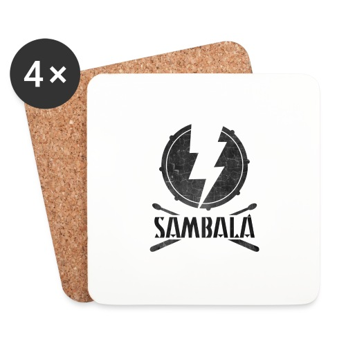 Batucada Sambala - Posavasos (juego de 4)