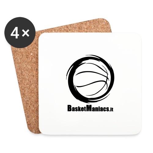 Basket Maniacs - Sottobicchieri (set da 4 pezzi)