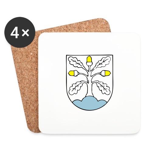 Pretzsch/Elbe - Untersetzer (4er-Set)