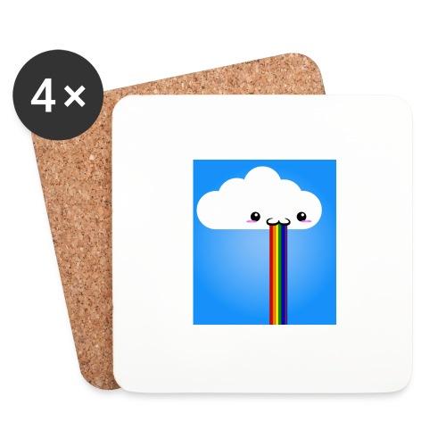rainbow - Untersetzer (4er-Set)