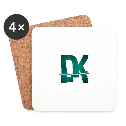Dk hacked logo tshirt - Dessous de verre (lot de 4)