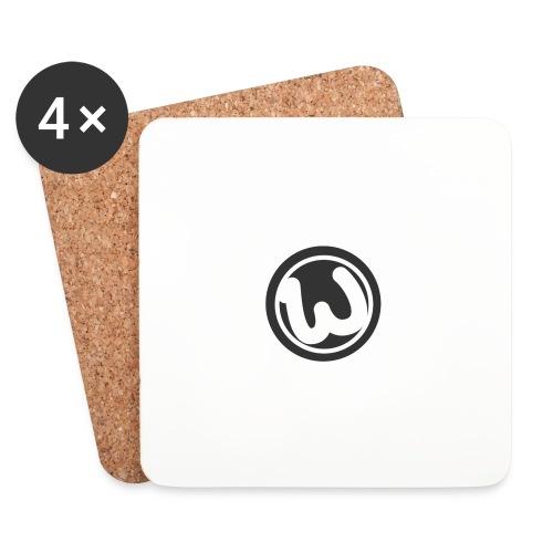 Wooshy Logo - Coasters (set of 4)