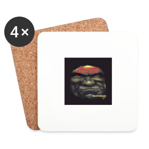 Hoven Grov knapp - Coasters (set of 4)
