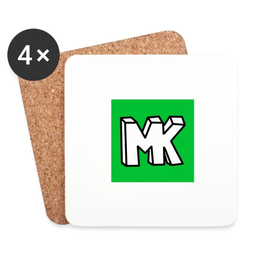 MK - Onderzetters (4 stuks)