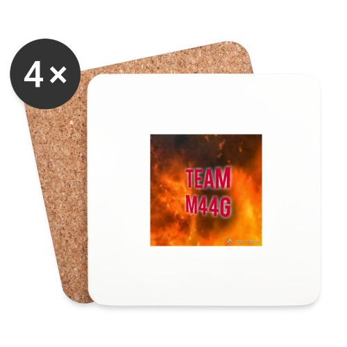 Fire team m44g - Coasters (set of 4)