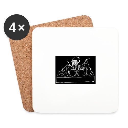 Drummer - Coasters (set of 4)