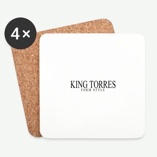 king torres - Posavasos (juego de 4)