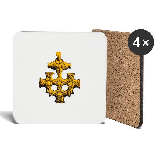 Goldschatz - Untersetzer (4er-Set)