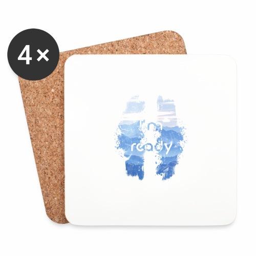 I'm Ready - Coasters (set of 4)