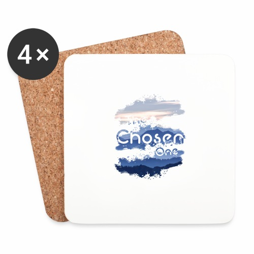 The Chosen One - Coasters (set of 4)