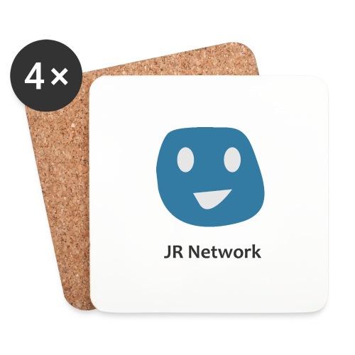 JR Network - Coasters (set of 4)