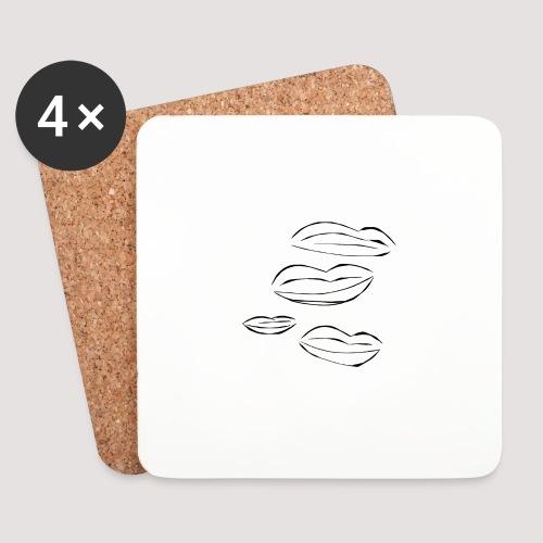4 Lips - Brikker (sett med 4)