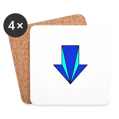 flecha - Posavasos (juego de 4)