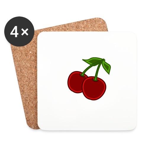 cherry - Podstawki (4 sztuki w zestawie)