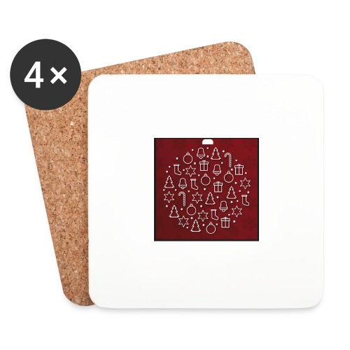Christmas 2019 - Coasters (set of 4)