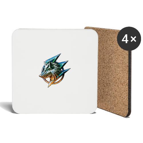 AZ GAMING WOLF - Coasters (set of 4)