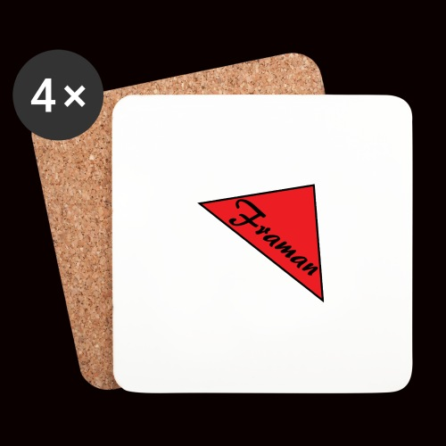 Framan - Sottobicchieri (set da 4 pezzi)