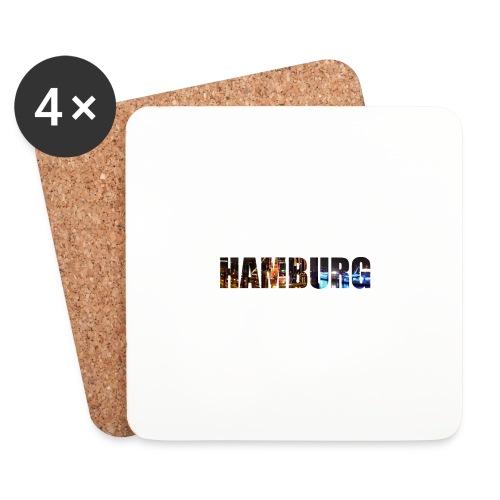 Hamburg - Untersetzer (4er-Set)