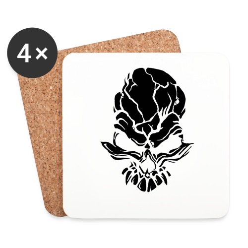 F noize fronte png - Coasters (set of 4)