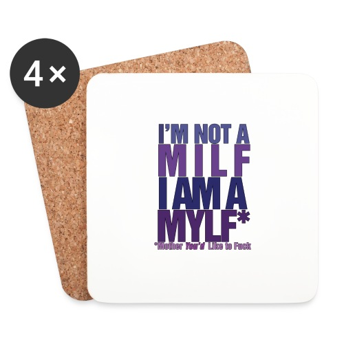 MYLF - Brikker (sett med 4)